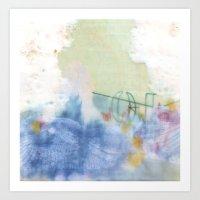 Cherrypick (The Sweven Project) Art Print
