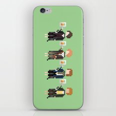 Hobbits iPhone & iPod Skin