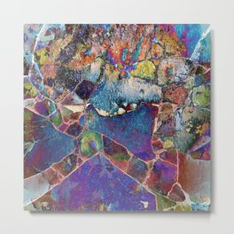Abstract 576 Metal Print