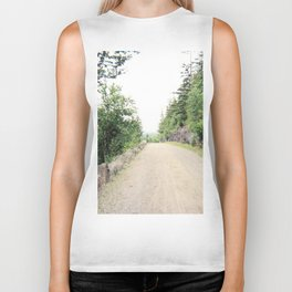 Road To Somewhere Biker Tank