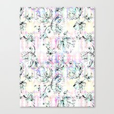 FLOWER VILLAGE Canvas Print