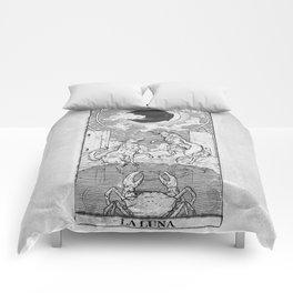 The Moon (XVIII) Comforters