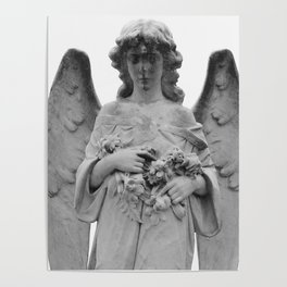 Angel Watching Over Me Poster