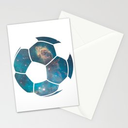 Space ball Stationery Cards