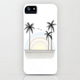 California Dreamin' iPhone Case