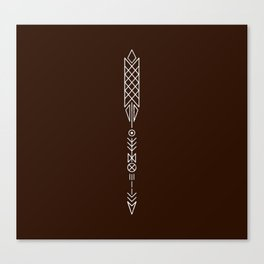 Arrow II Canvas Print