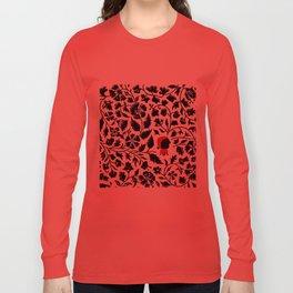 Little Red forest Long Sleeve T-shirt