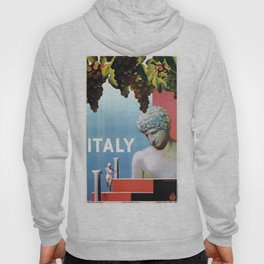 Travel to Italy in 1935 Hoody