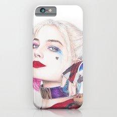 HARLEY BEAUTIFUL CRAZY QUINN! iPhone 6s Slim Case