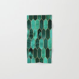 Stained Glass 2 Hand & Bath Towel