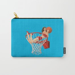 the bigger the hoop Carry-All Pouch