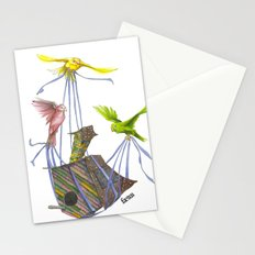 Fly Away Home Stationery Cards