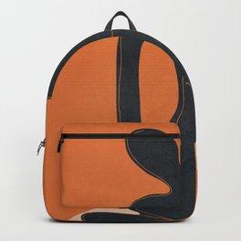 Abstract Nude II Backpack