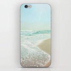 Good Morning Beautiful Sea iPhone & iPod Skin