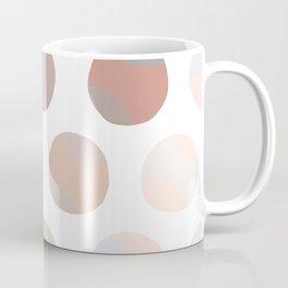 Pastel Moons Coffee Mug