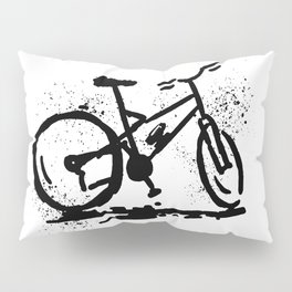 Rest bike Pillow Sham