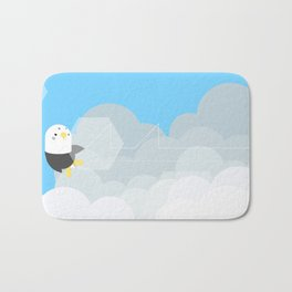 Acrobatic Flight : Special Edition Bath Mat
