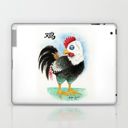 Chinese Zodiac Year of the Rooster Laptop & iPad Skin