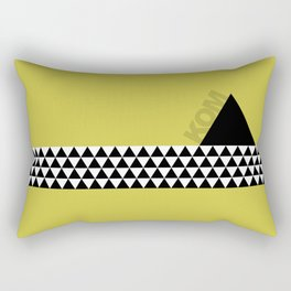 KOM - King of the Mountain Rectangular Pillow