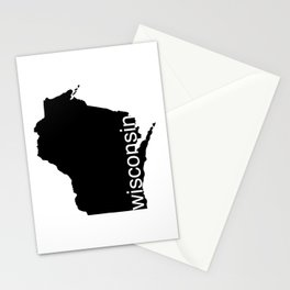 Wisconsin Stationery Cards