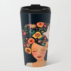 rosarita Metal Travel Mug