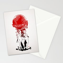 TWIY (TheWorldIsYours)  Stationery Cards