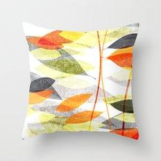 Foglie 10100401 Throw Pillow