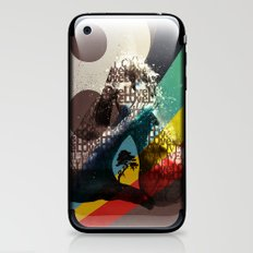 Love ve love love... iPhone & iPod Skin