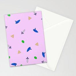 Legend of Zelda Pastel Print Stationery Cards