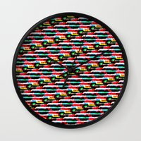 data Wall Clocks featuring Data Bent by I'm Part of The Problem