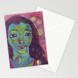 Uncertain Stationery Cards
