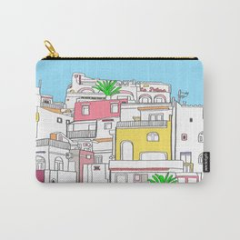 I Left My Heart In Italy Carry-All Pouch