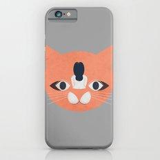 Cat Face iPhone 6s Slim Case