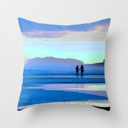 HAND I N HAND Throw Pillow