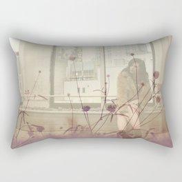 Lisa Marie Basile, No. 102 Rectangular Pillow