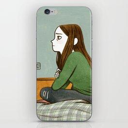 Teen Angst iPhone Skin