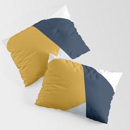 Mid Century Modern Vintage Pillow Sham