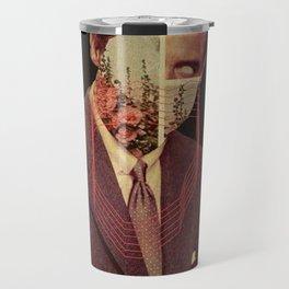 Affiche sous cadre en aluminium Travel Mug