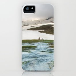 Photo of Aragats Արագած iPhone Case