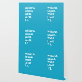 Poet Names Wallpaper