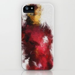 Made of Iron iPhone Case