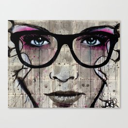specs Canvas Print