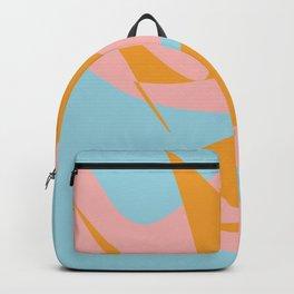 Rose Orange 02 Backpack