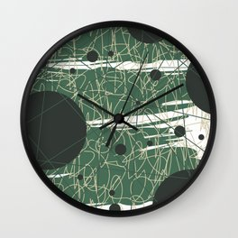 Starts With You Wall Clock