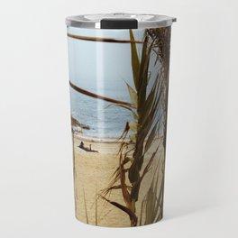 The Lure of a Tan Travel Mug