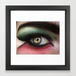 Disney Villain: Maleficent  Framed Art Print