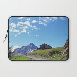 Aosta Valley Alps Laptop Sleeve
