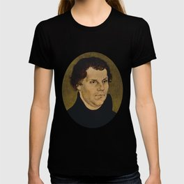 Martin Luther Painting T-shirt