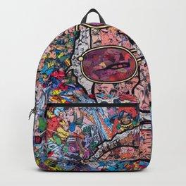 Stan Lee Mosaic Backpack