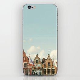 Bruges iPhone Skin